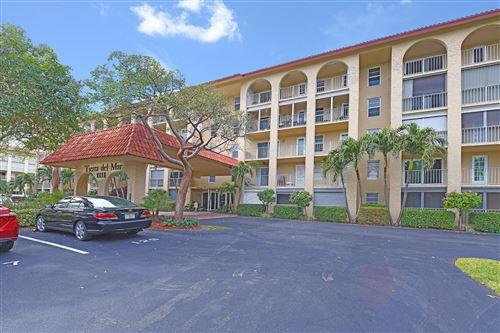 Photo of 1111 S Ocean Boulevard #513, Boca Raton, FL 33432 (MLS # RX-10686174)