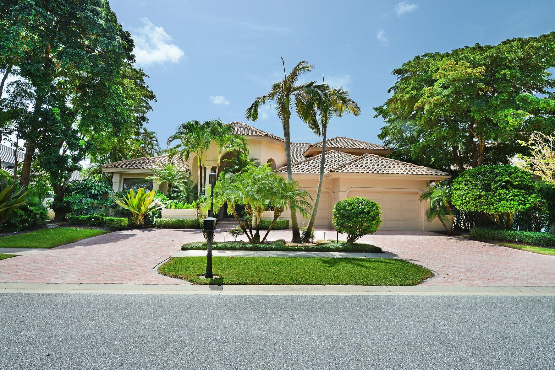 Photo of 7460 Valencia Drive, Boca Raton, FL 33433 (MLS # RX-10653174)