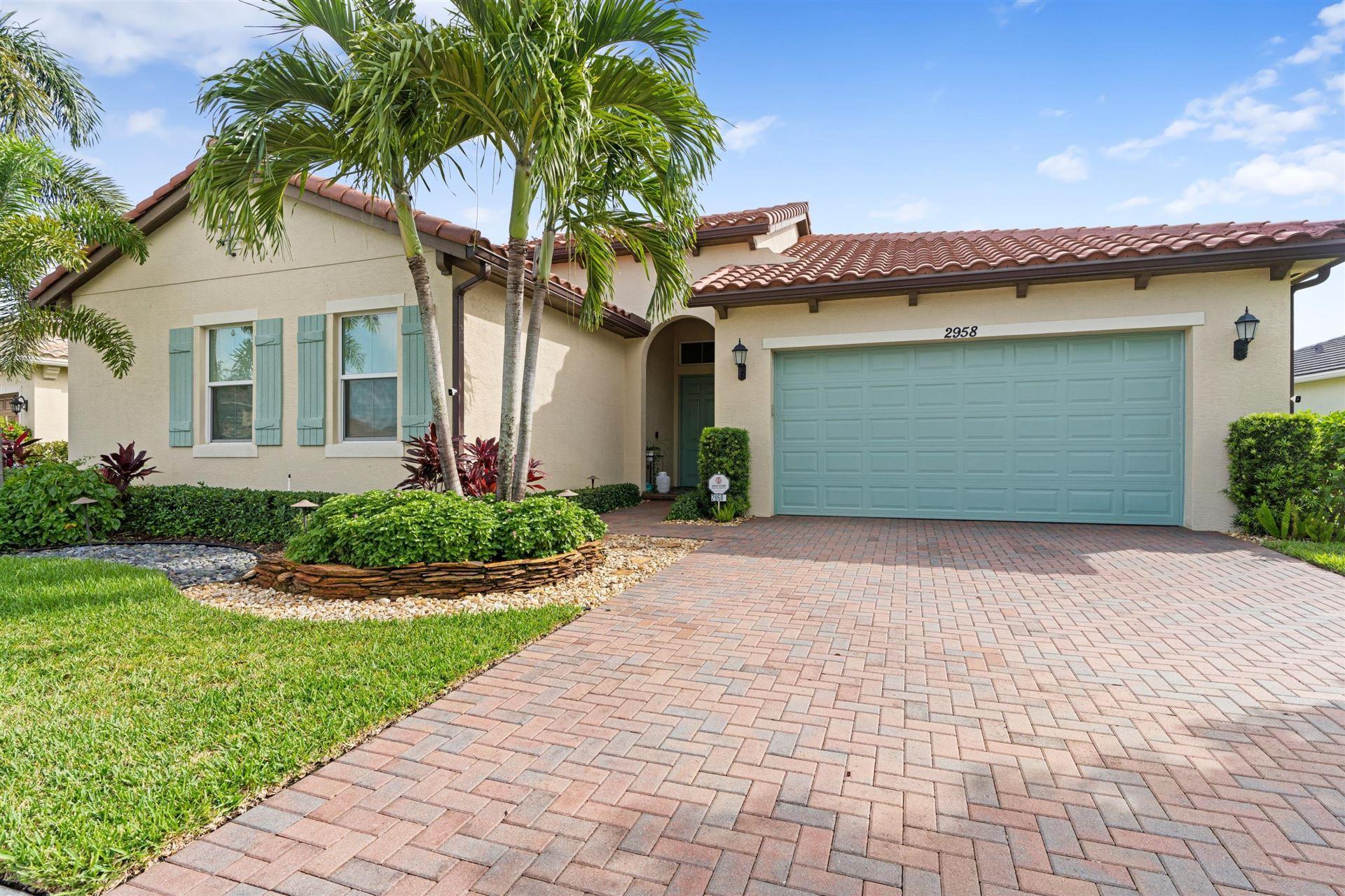 Photo of 2958 Bellarosa Circle, Royal Palm Beach, FL 33411 (MLS # RX-10736174)