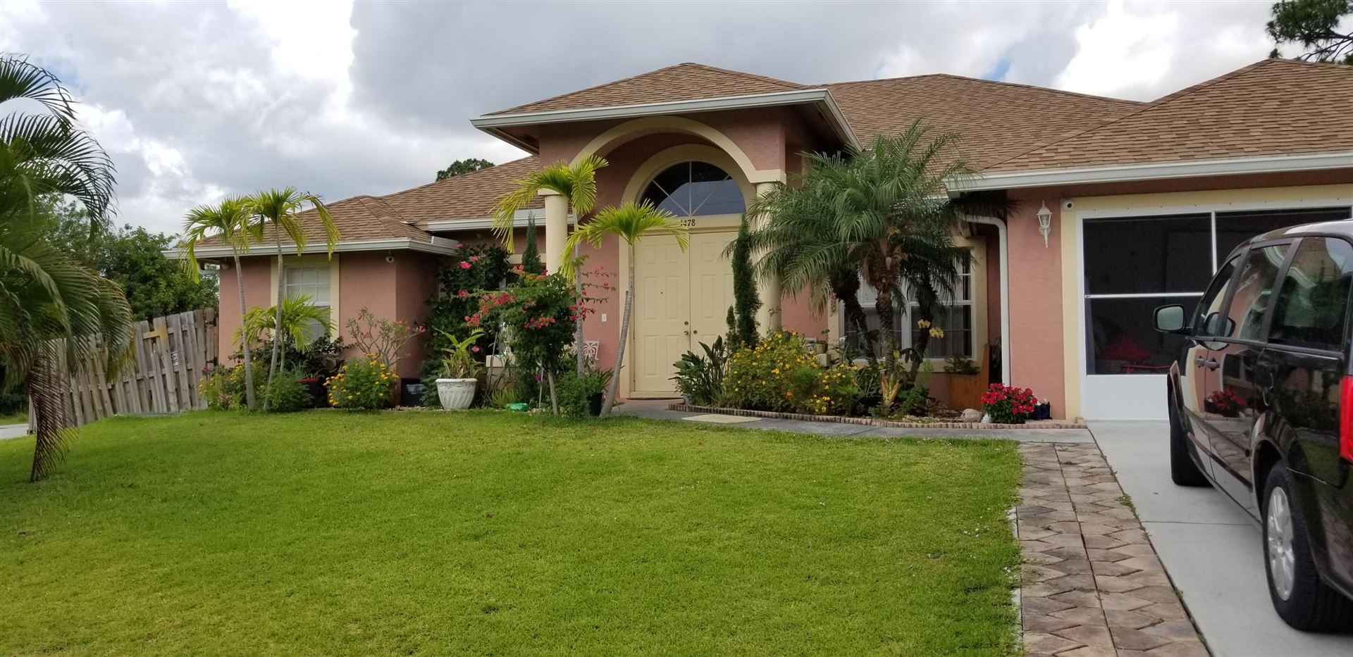 3478 SW Vendome Street, Port Saint Lucie, FL 34953 - #: RX-10627175