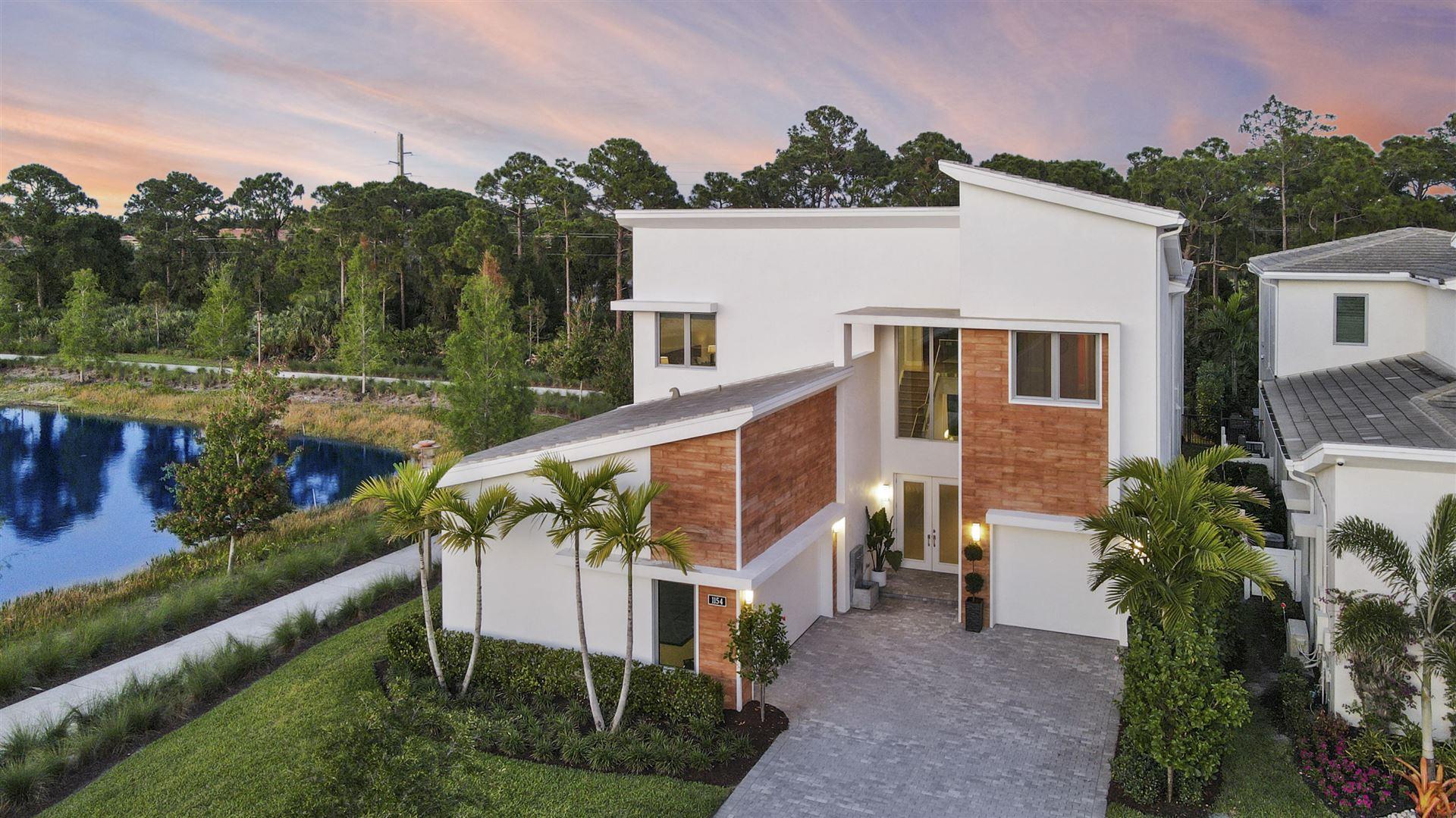 1154 Faulkner Terrace, Palm Beach Gardens, FL 33418 - #: RX-10713175