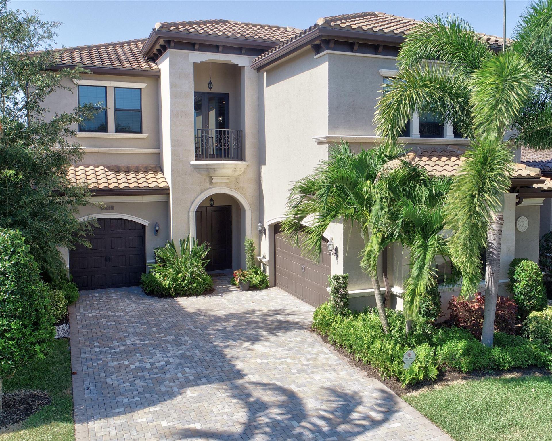 8784 Lewis River Road, Delray Beach, FL 33446 - MLS#: RX-10750175