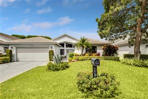 Photo of 11474 Victoria Circle, Boynton Beach, FL 33437 (MLS # RX-10572176)