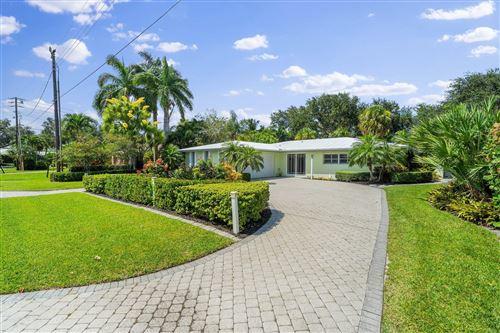 Photo of 7 Country Club Circle, Tequesta, FL 33469 (MLS # RX-10745176)