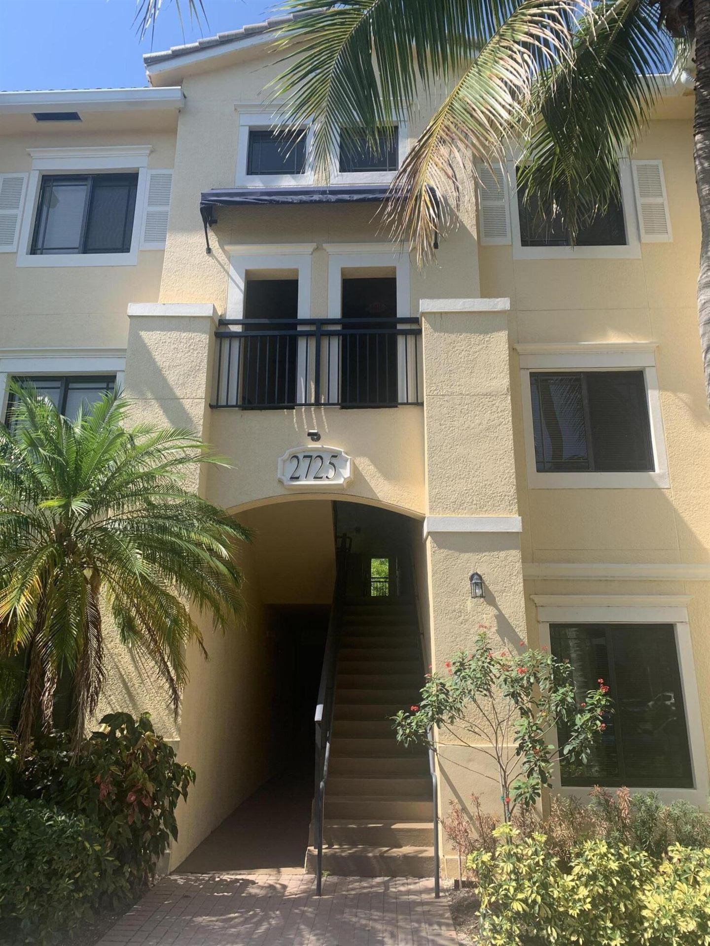 2725 Anzio Court #301, Palm Beach Gardens, FL 33410 - MLS#: RX-10718176