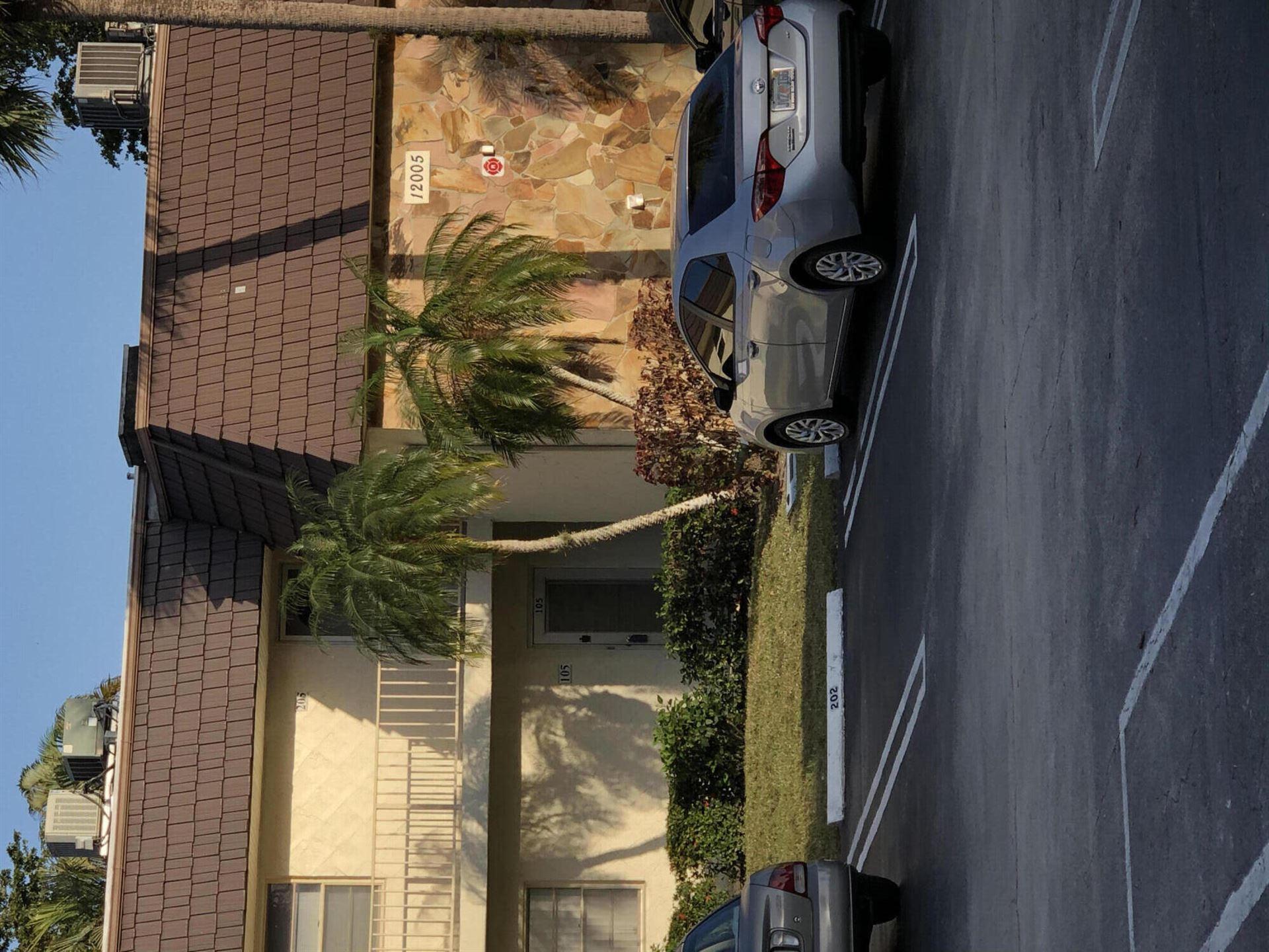 12005 Poinciana Boulevard #105, Royal Palm Beach, FL 33411 - #: RX-10749176