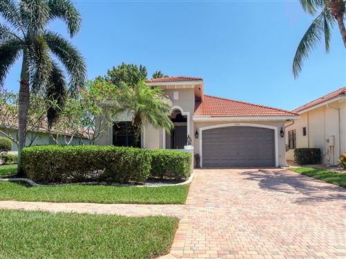 Photo of 6892 Adriano Drive, Boynton Beach, FL 33437 (MLS # RX-10714177)