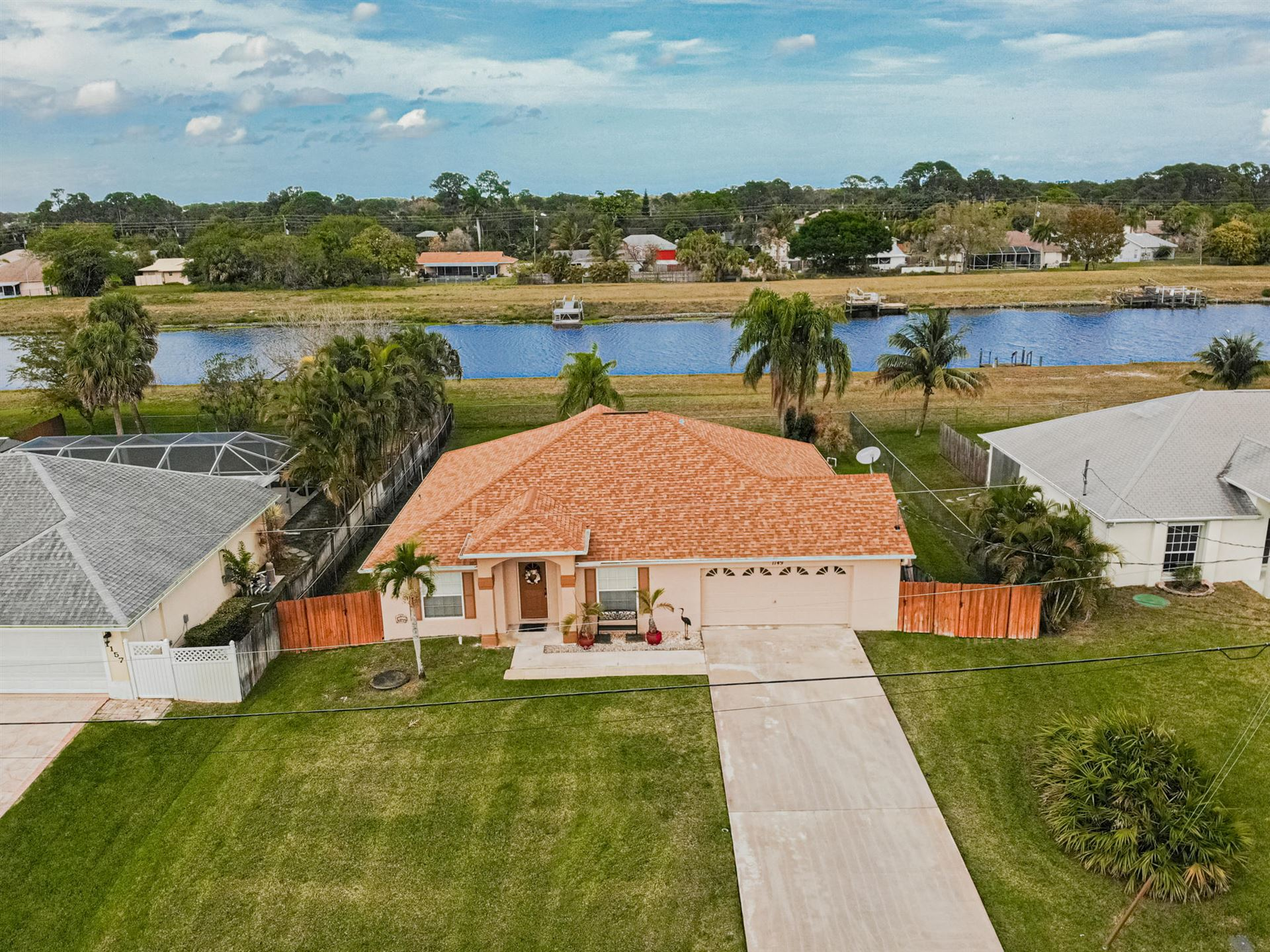 1149 SW Abingdon Avenue, Port Saint Lucie, FL 34953 - #: RX-10602177