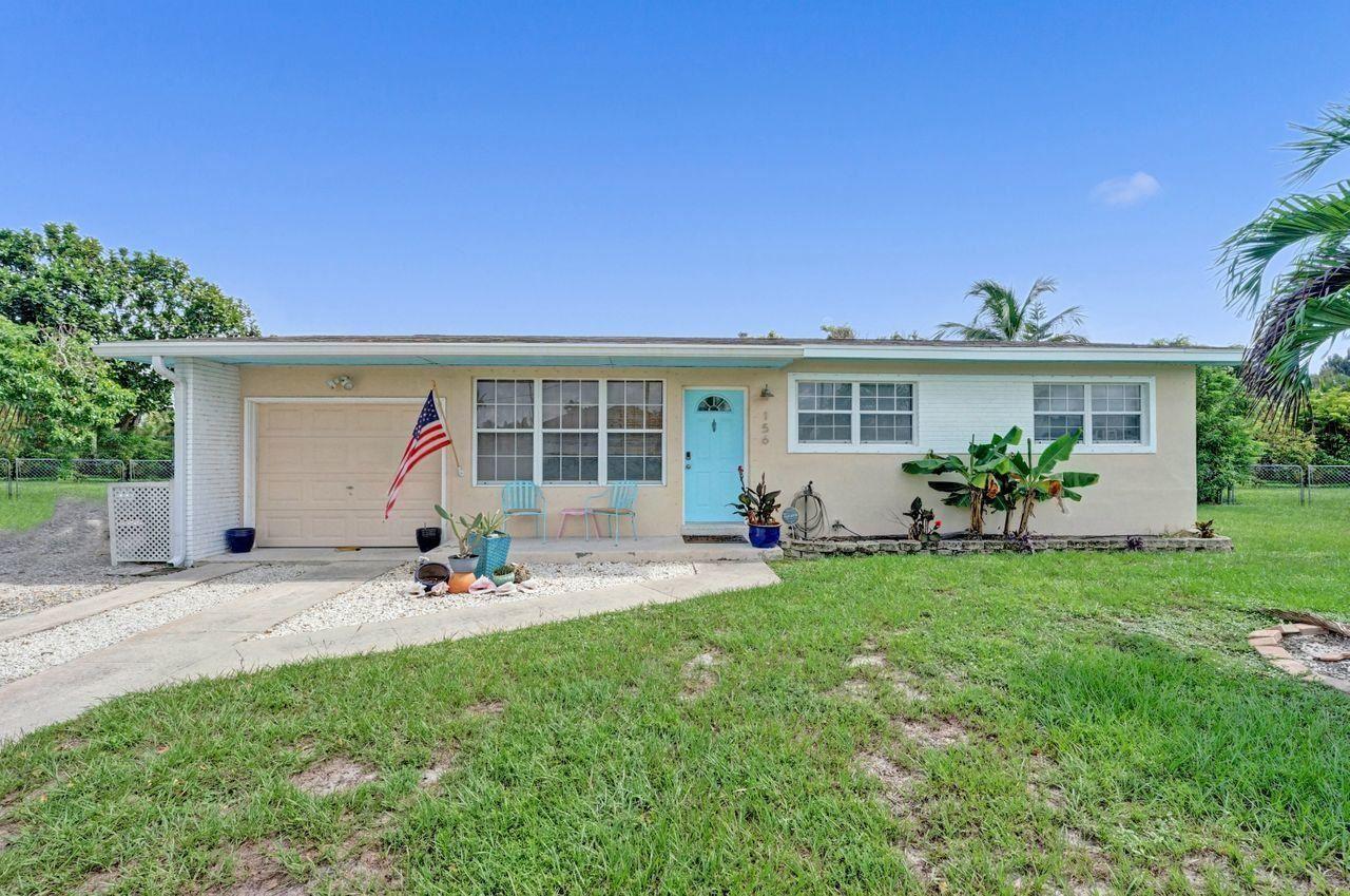 156 Granada Drive, Palm Springs, FL 33461 - MLS#: RX-10737177