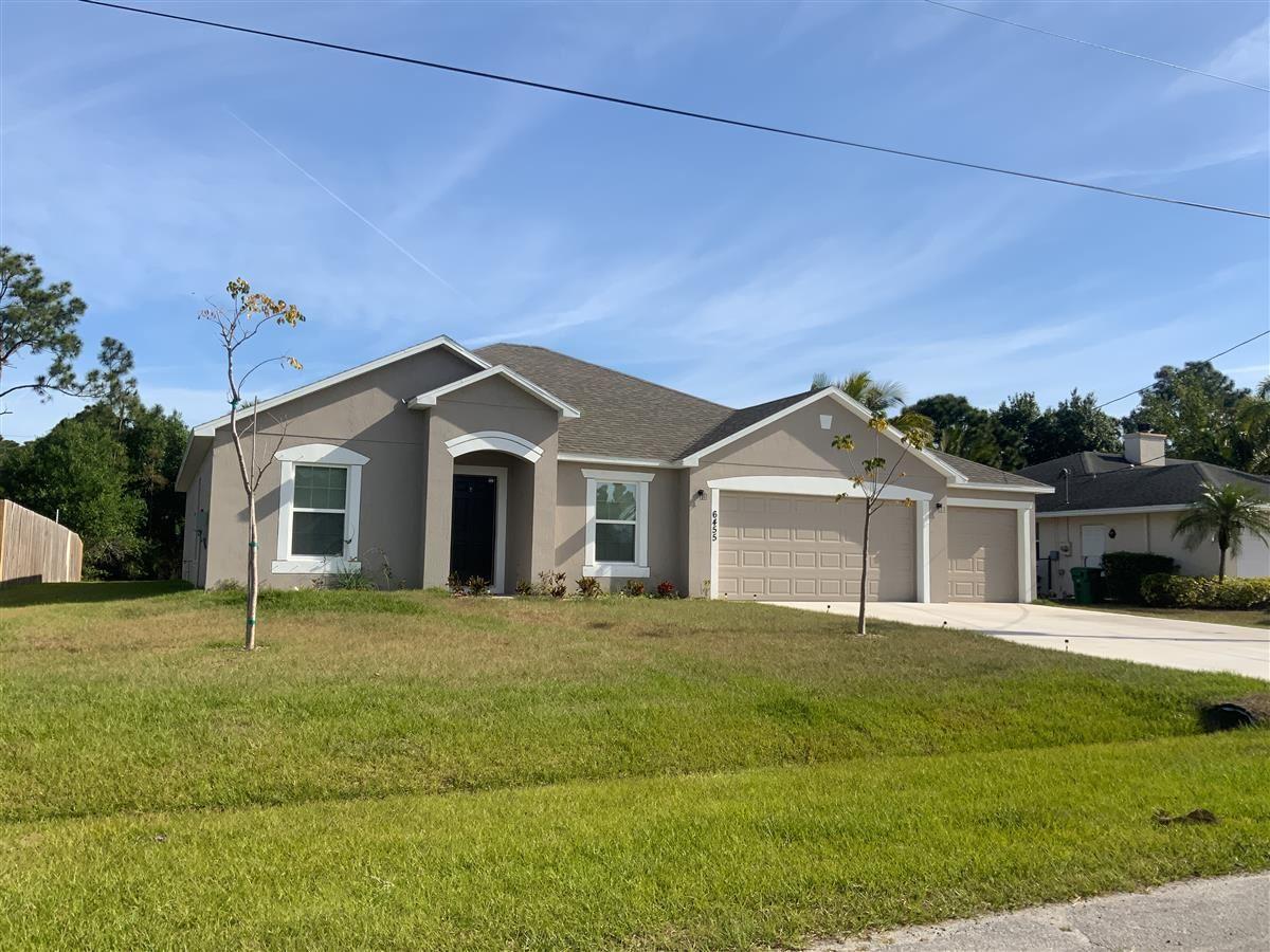 6455 NW Regal Circle, Port Saint Lucie, FL 34983 - MLS#: RX-10740177