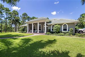 Photo of 14689 Crazy Horse Lane, Palm Beach Gardens, FL 33418 (MLS # RX-10555178)
