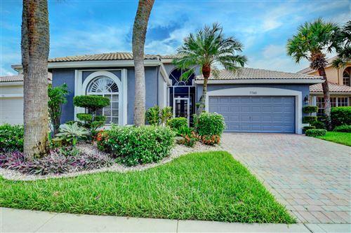 Photo of 7760 Monarch Court, Delray Beach, FL 33446 (MLS # RX-10637178)