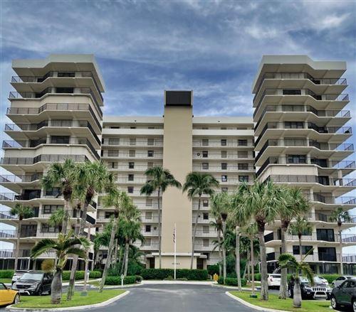 Photo of 10044 S Ocean Drive #403, Jensen Beach, FL 34957 (MLS # RX-10754178)