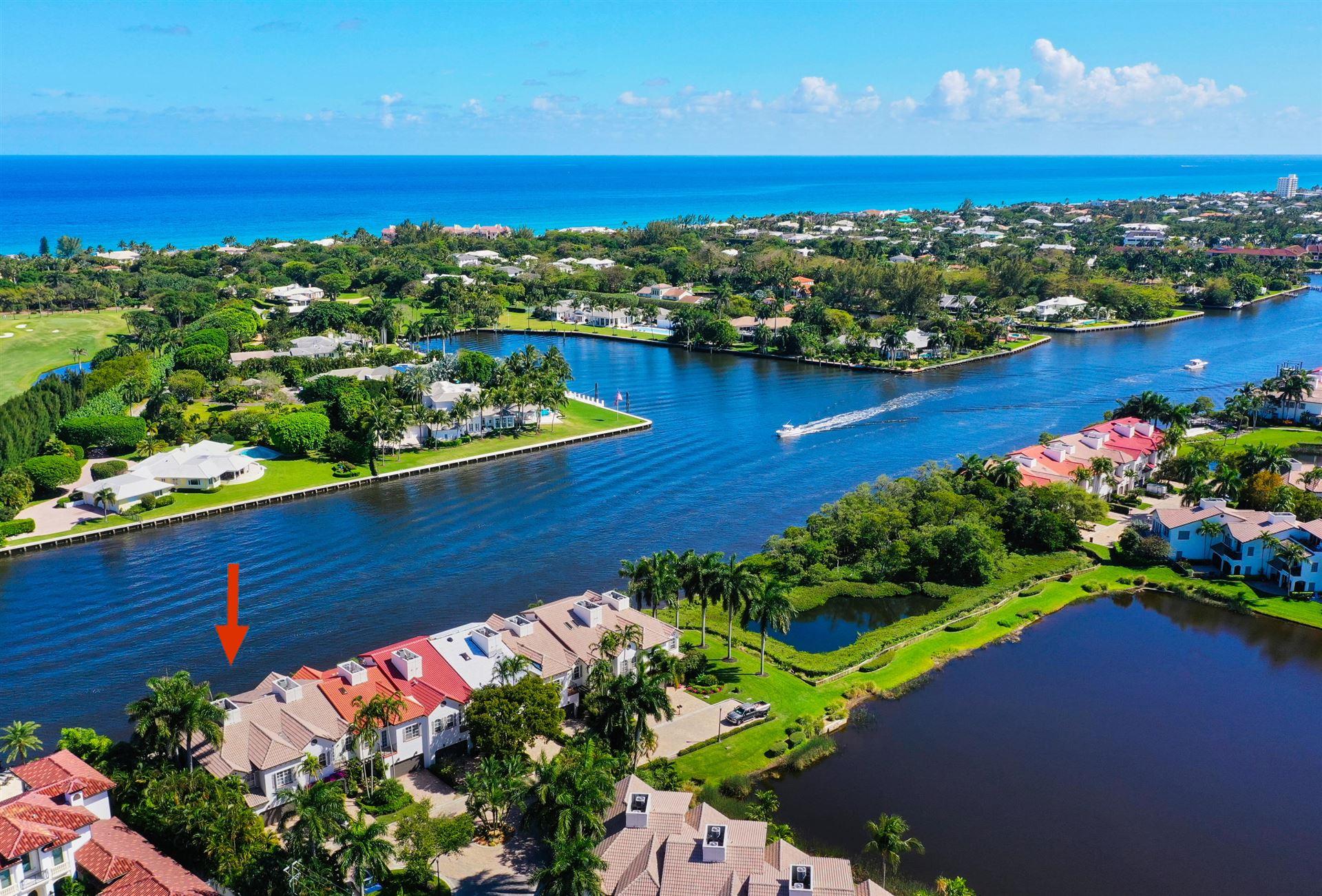 1599 Estuary Trail, Delray Beach, FL 33483 - #: RX-10624178