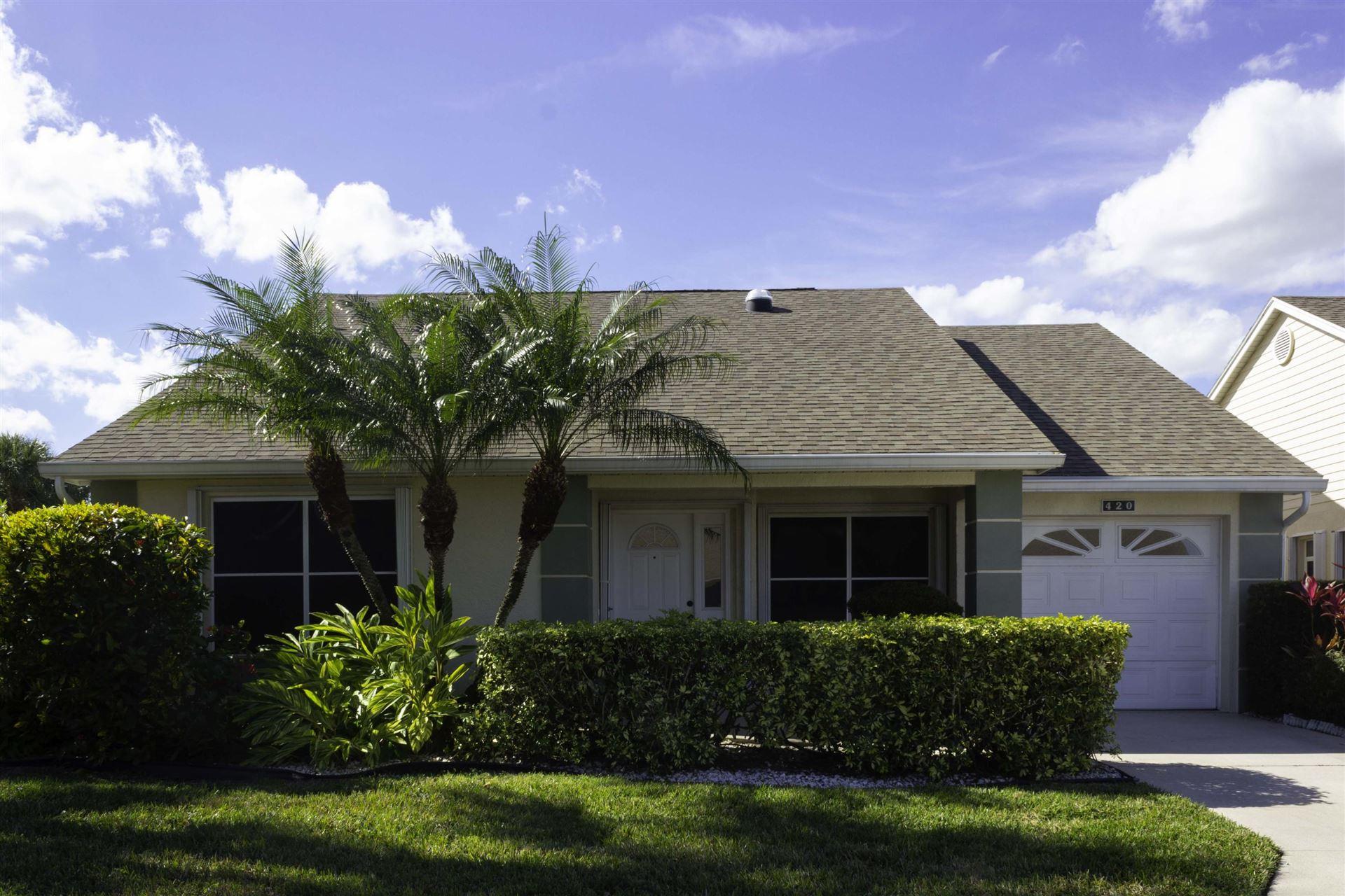 420 NW Chianti Court, Port Saint Lucie, FL 34986 - #: RX-10686178