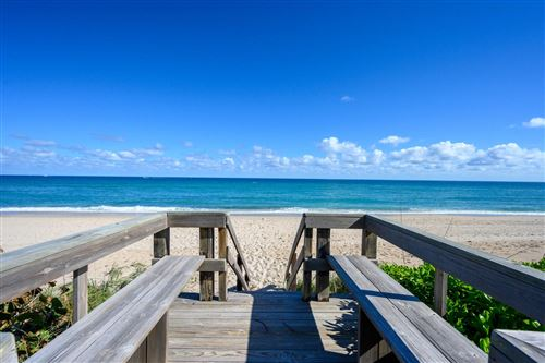 Photo of 5831 N Ocean Boulevard #D1, Ocean Ridge, FL 33435 (MLS # RX-10597179)