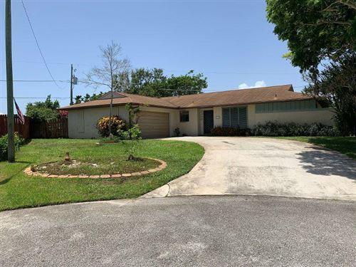 Photo of 2309 NE 18th Court, Jensen Beach, FL 34957 (MLS # RX-10643179)