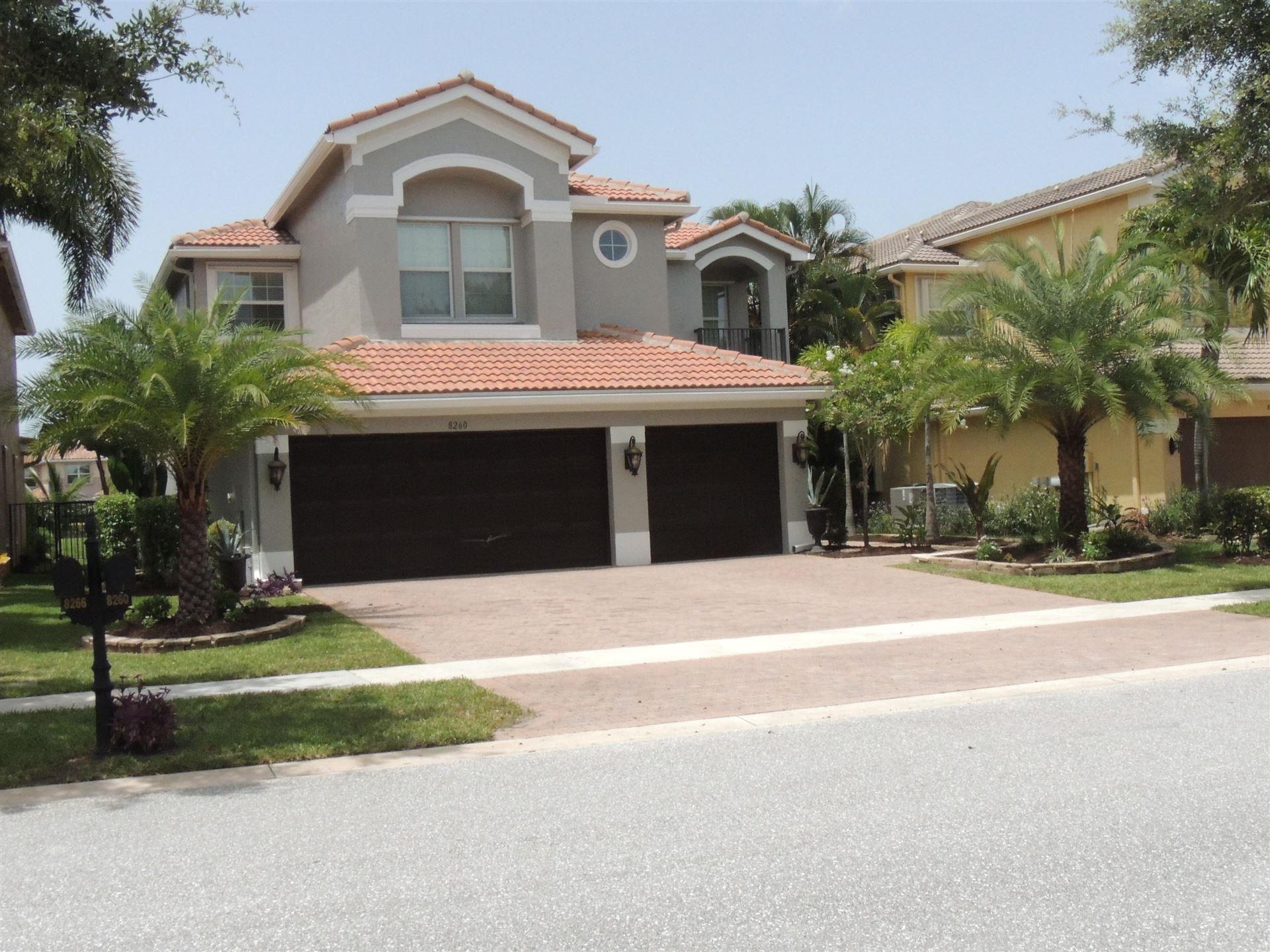 Photo of 8260 Emerald Winds Circle, Boynton Beach, FL 33473 (MLS # RX-10642179)