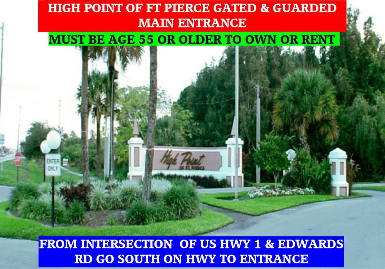 727 High Point Boulevard #Apt D, Fort Pierce, FL 34982 - #: RX-10685179