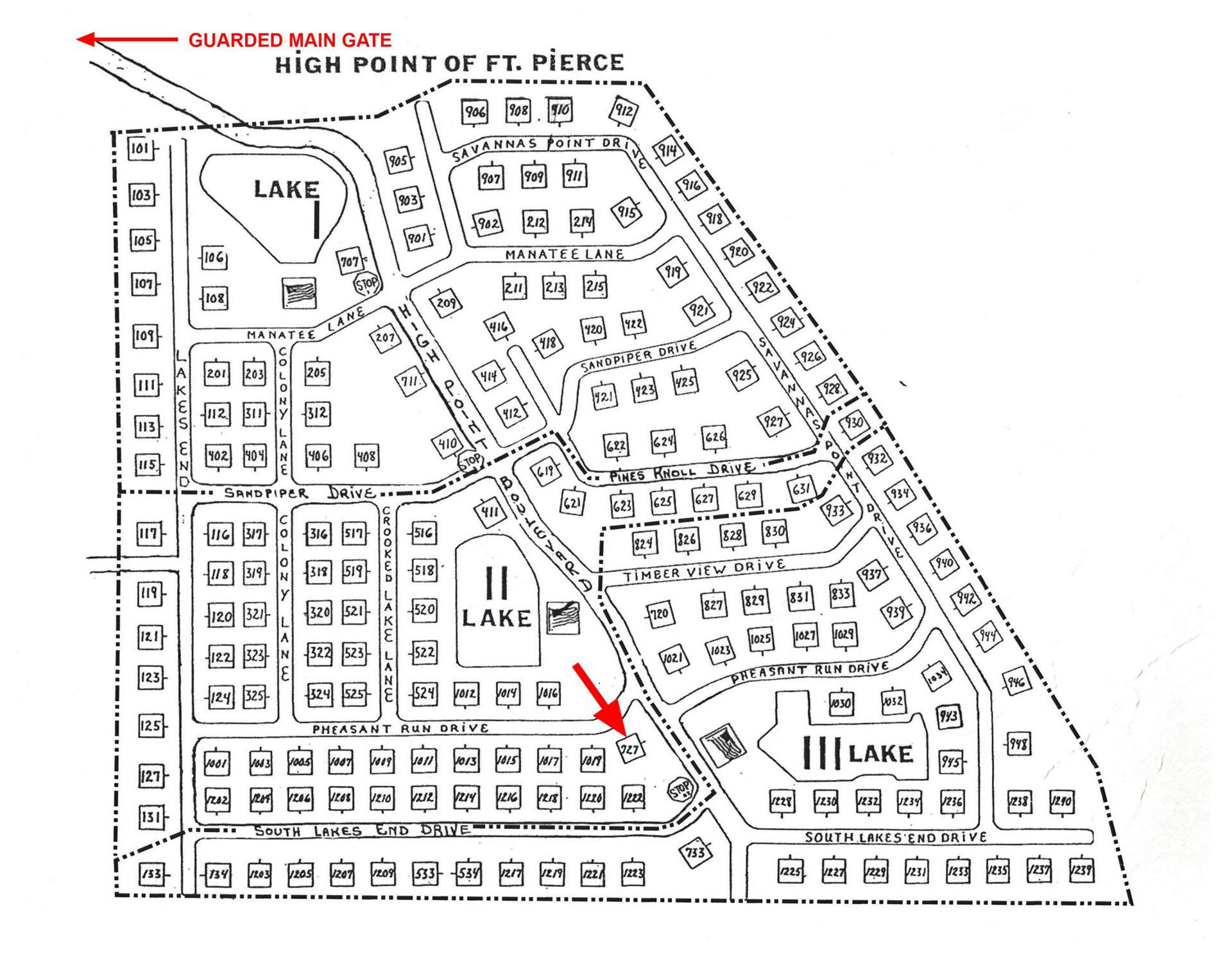 Photo of 727 High Point Boulevard #Apt D, Fort Pierce, FL 34982 (MLS # RX-10685179)