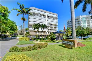 Photo of Listing MLS rx in 3210 S Ocean Boulevard #Ph-2 Highland Beach FL 33487