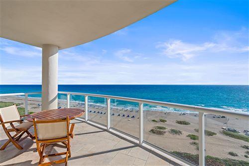 Foto de inmueble con direccion 2700 N Ocean Drive #801-A Singer Island FL 33404 con MLS RX-10600180