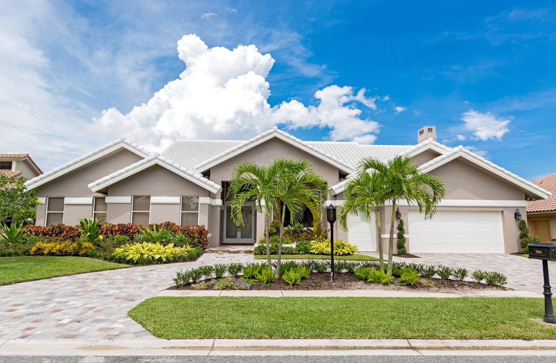 7841 Afton Villa Court, Boca Raton, FL 33433 - #: RX-10652180