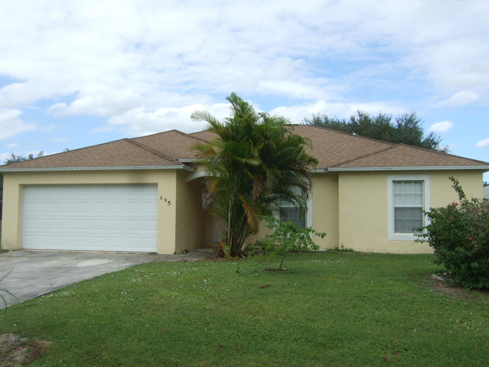 685 NW Treemont Avenue, Port Saint Lucie, FL 34983 - #: RX-10654180