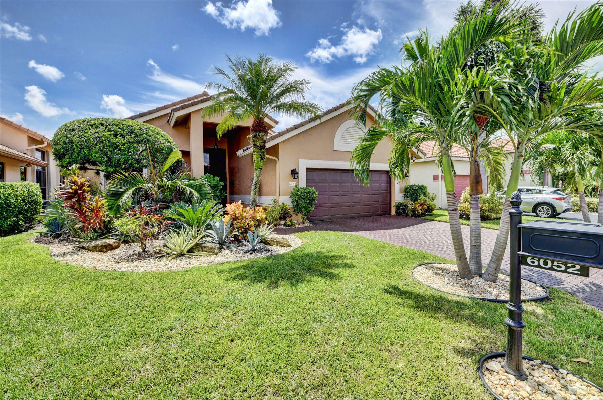 6052 Terra Mere Circle, Boynton Beach, FL 33437 - #: RX-10655180