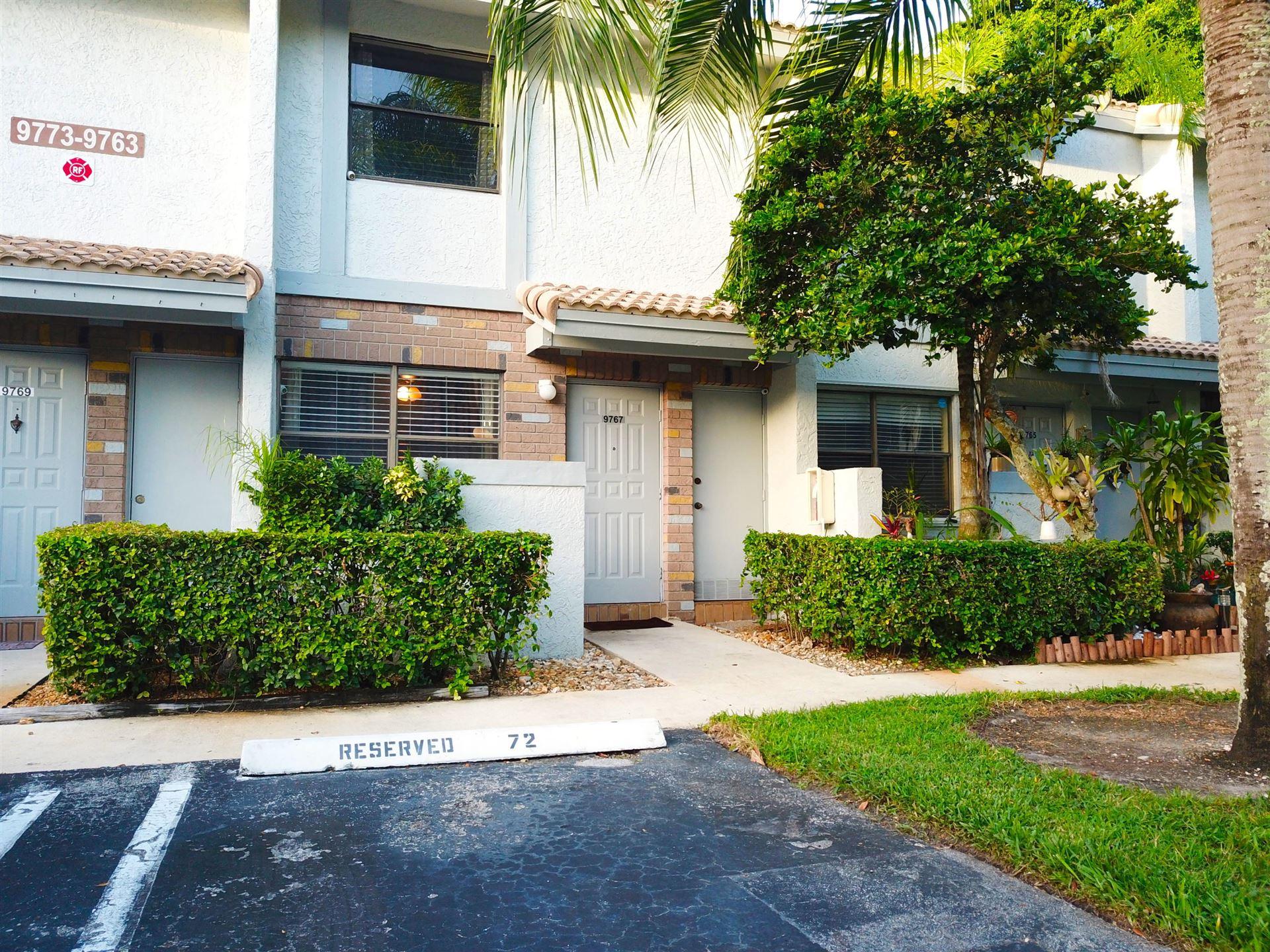 9767 Riverside Drive #72-2, Coral Springs, FL 33071 - #: RX-10668180