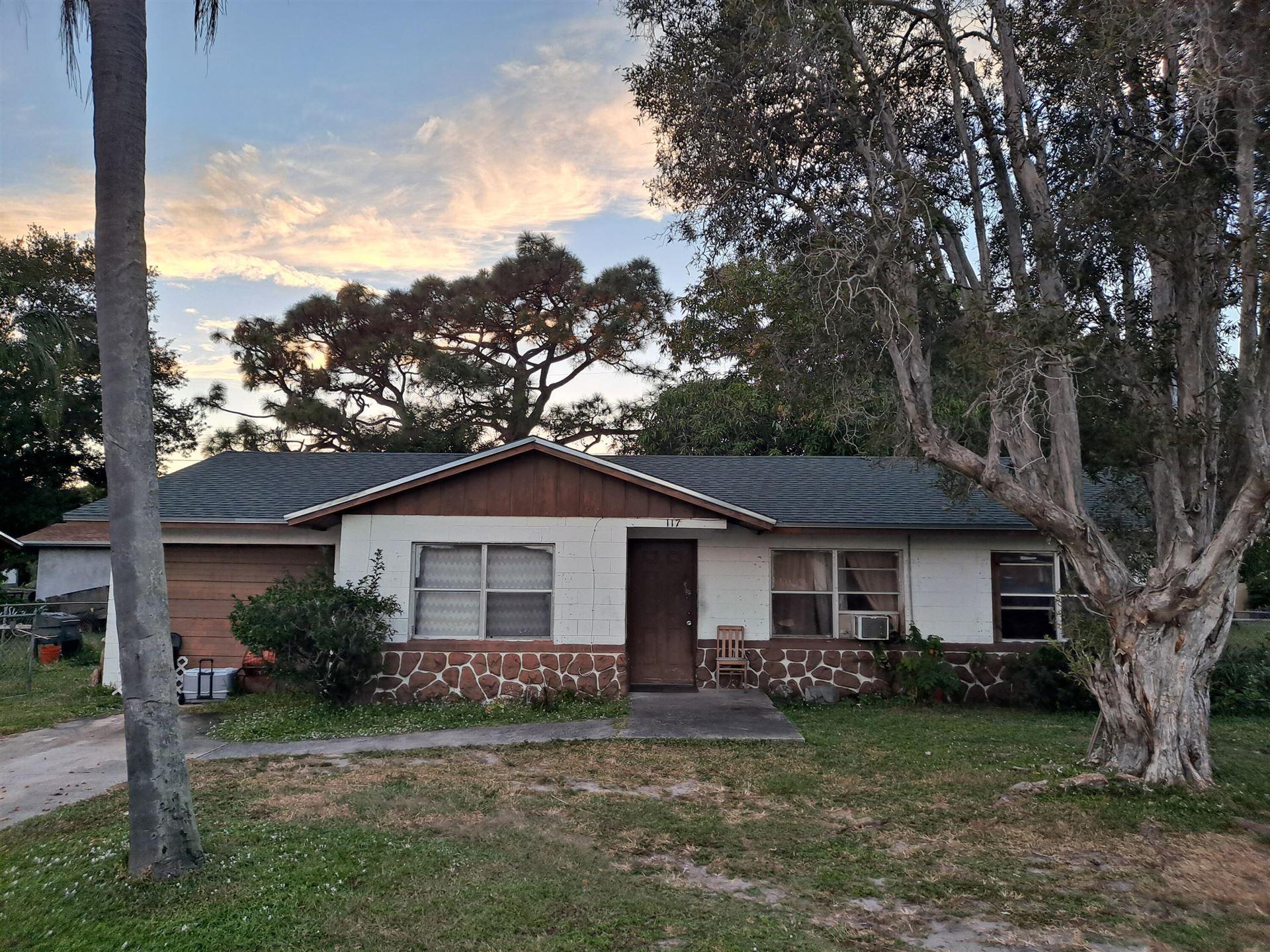 117 Devonshire Drive, Fort Pierce, FL 34946 - MLS#: RX-10754180