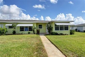 Photo of 265 Main Boulevard #D, Boynton Beach, FL 33435 (MLS # RX-10563181)