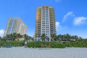 Foto de inmueble con direccion 3800 N Ocean Drive #850 Singer Island FL 33404 con MLS RX-10638181