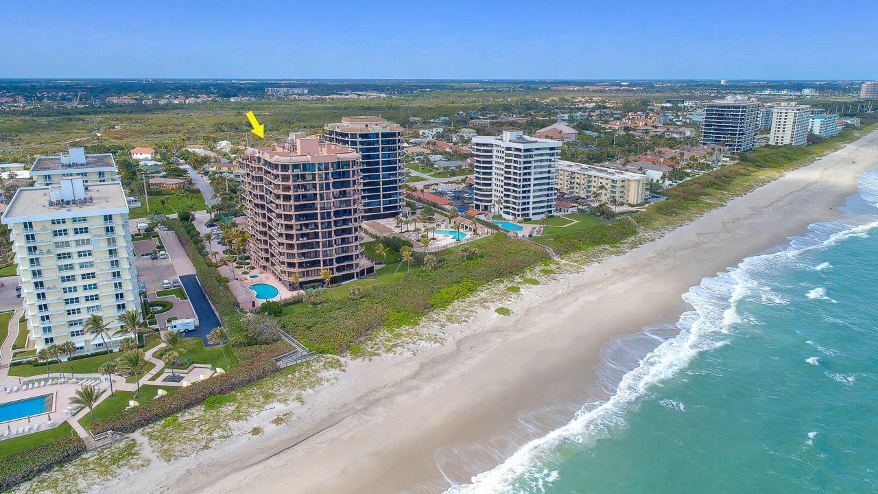 Photo of 530 Ocean Drive #704, Juno Beach, FL 33408 (MLS # RX-10646181)