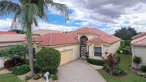 Photo of 6090 Evian Place, Boynton Beach, FL 33437 (MLS # RX-10572182)