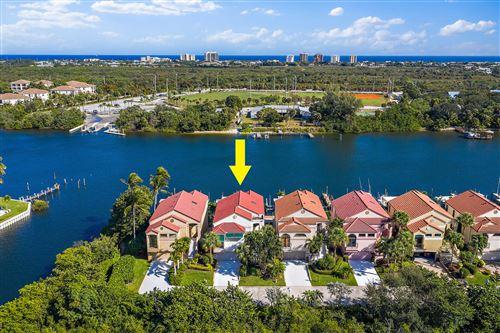 Foto de inmueble con direccion 13404 Mangrove Isle Drive Palm Beach Gardens FL 33410 con MLS RX-10635182