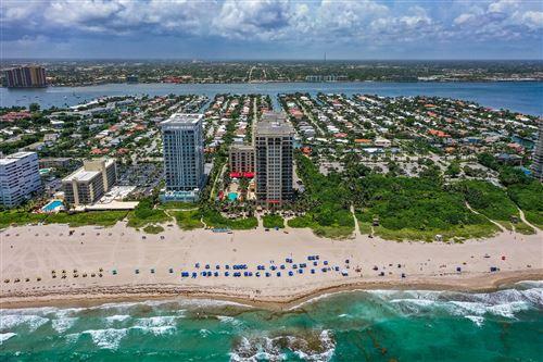 Foto de inmueble con direccion 3800 N Ocean Drive #450 Singer Island FL 33404 con MLS RX-10640182