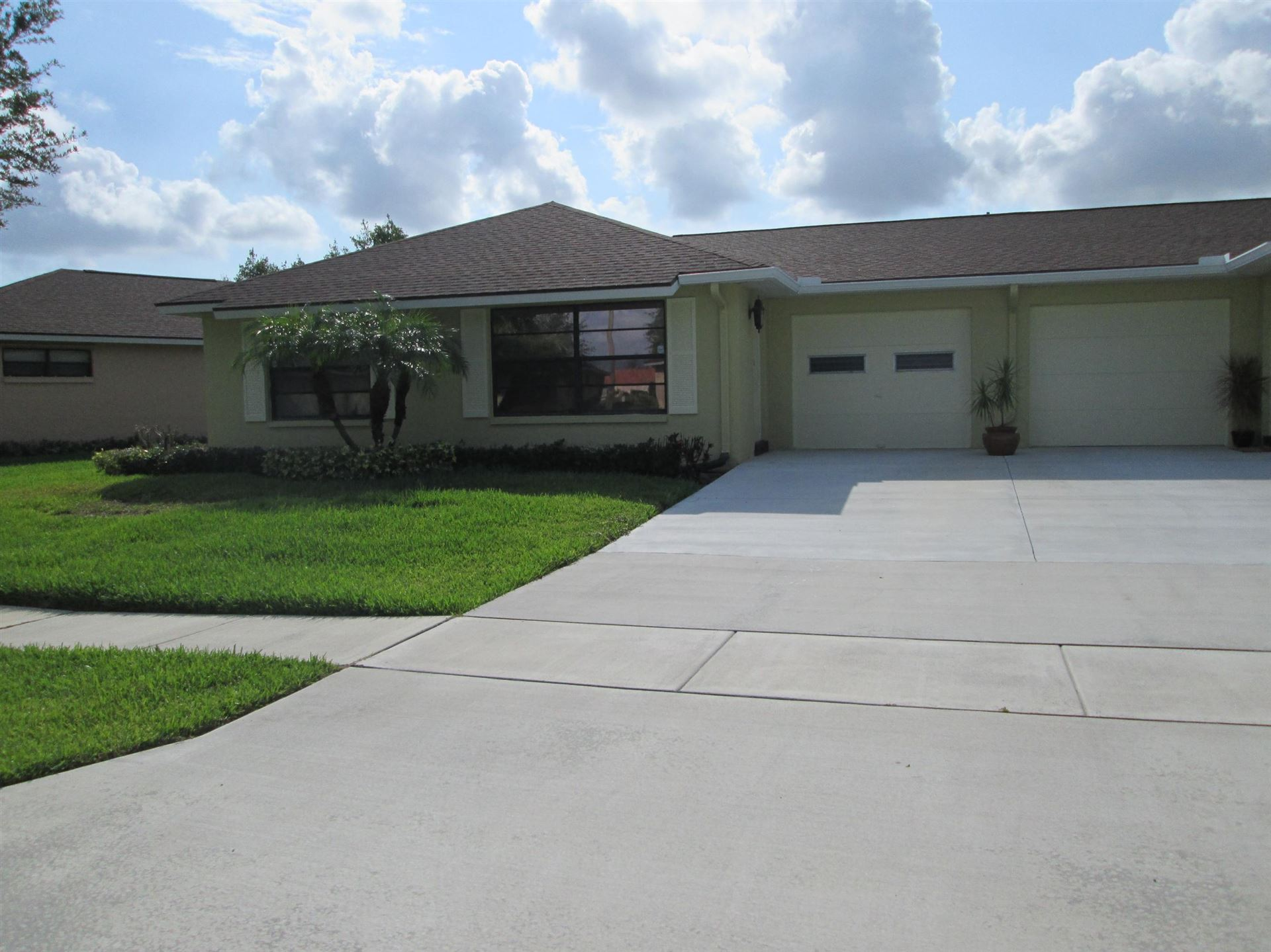 Photo of 4380 Pear Tree A Circle #A, Boynton Beach, FL 33436 (MLS # RX-10692182)