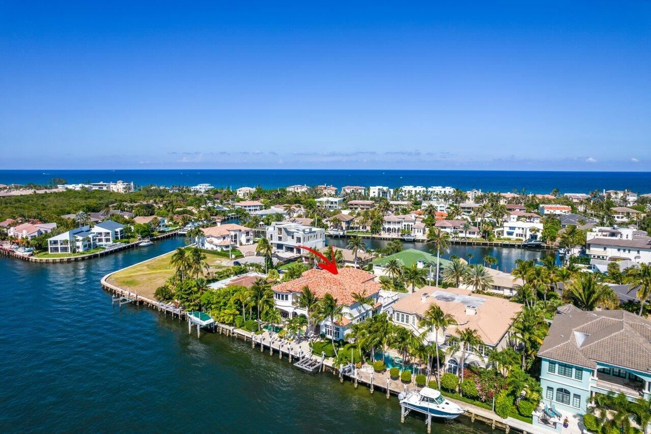 Photo of 4216 Intracoastal Drive, Highland Beach, FL 33487 (MLS # RX-10719182)