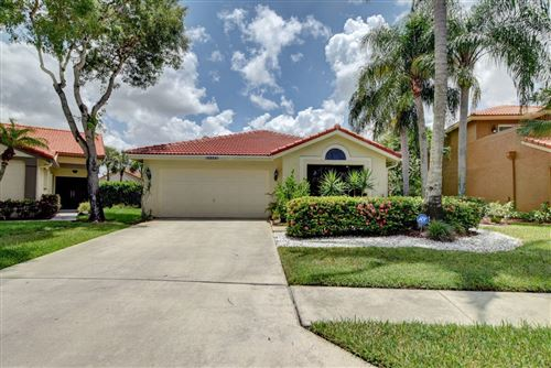 Photo of 10695 San Bernardino Way, Boca Raton, FL 33428 (MLS # RX-10637183)