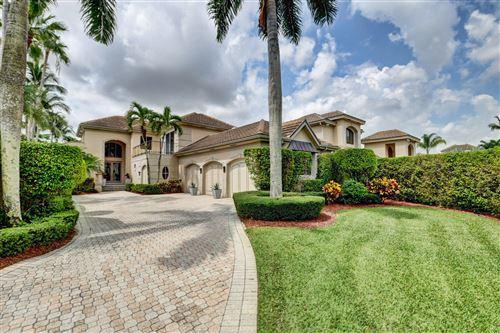 Photo of 6177 NW 24th Way, Boca Raton, FL 33496 (MLS # RX-10654183)