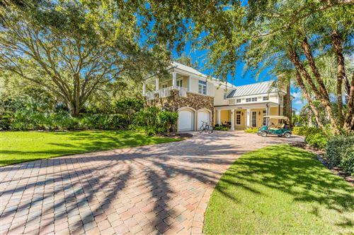 Photo of 9988 SE Cottage Lane, Hobe Sound, FL 33455 (MLS # RX-10739183)