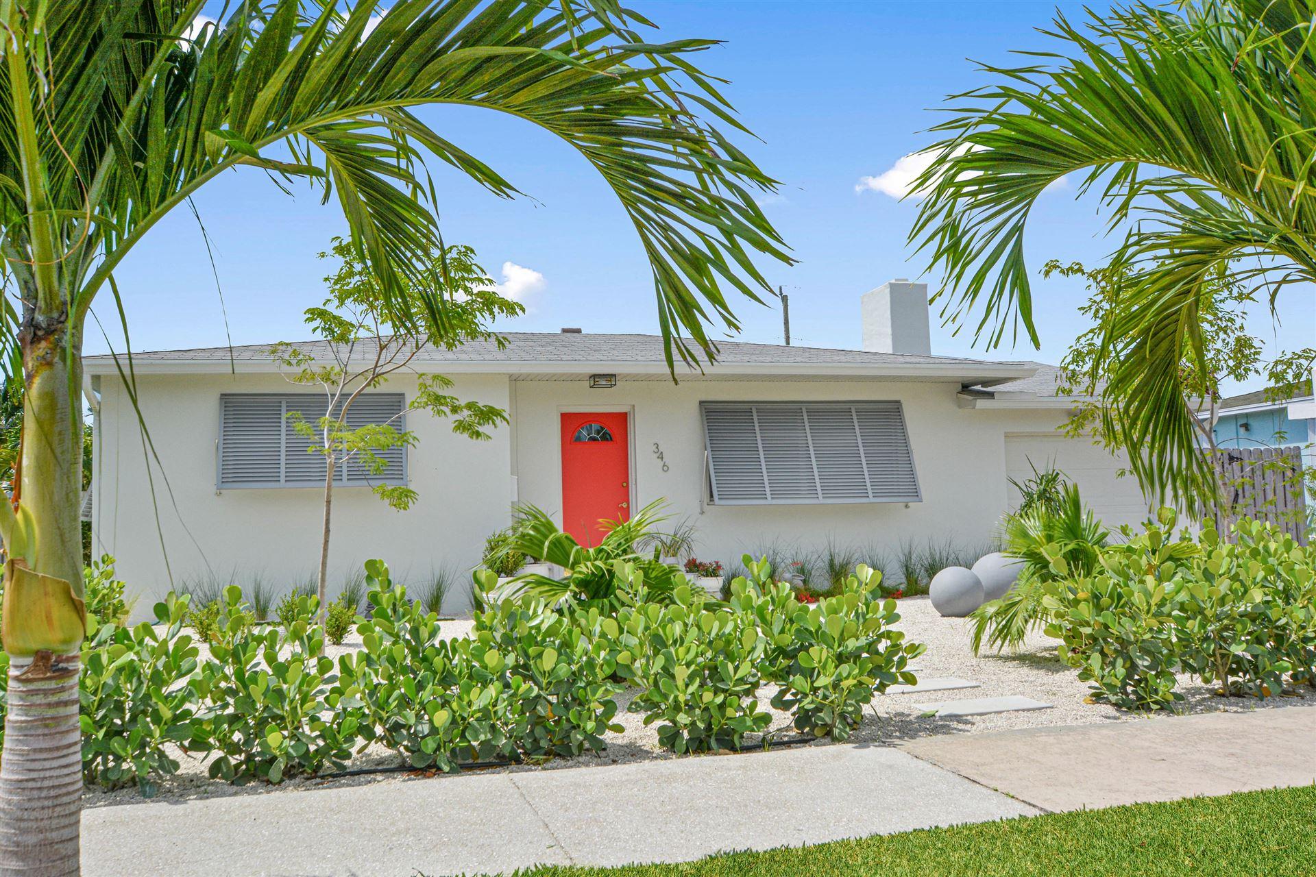 346 Laurie Road, West Palm Beach, FL 33405 - MLS#: RX-10710183