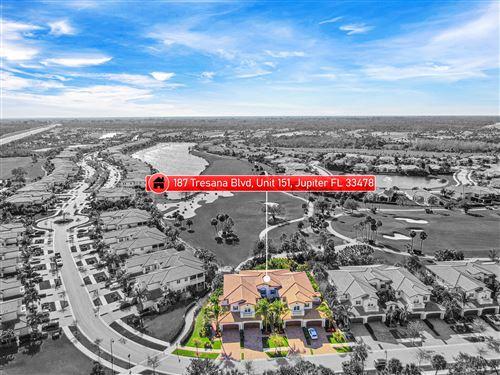 Tiny photo for 187 Tresana Boulevard #151, Jupiter, FL 33478 (MLS # RX-10696184)