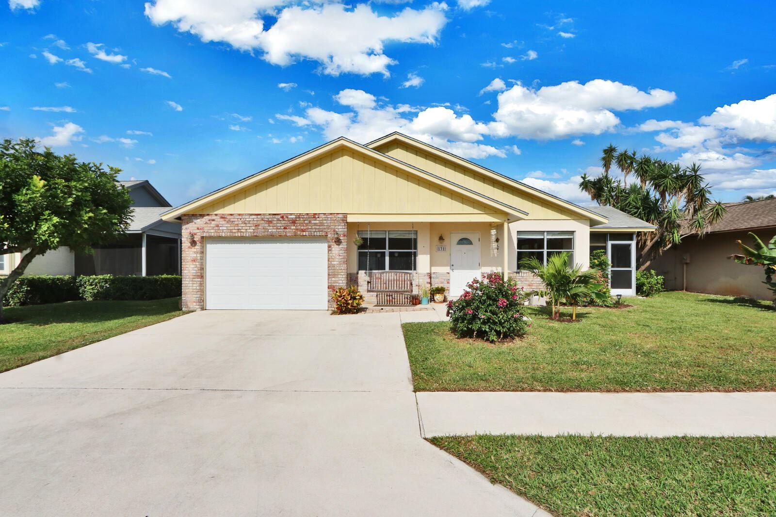 131 Stillwater Circle, Jupiter, FL 33458 - MLS#: RX-10675184