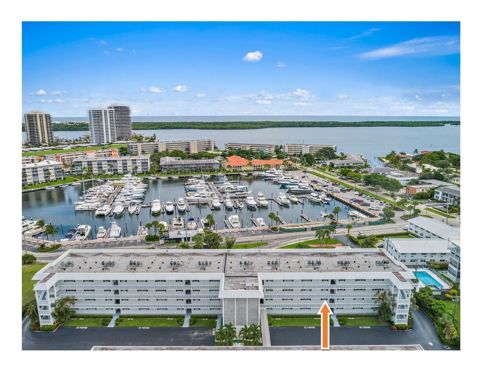 907 Marina Drive #203, North Palm Beach, FL 33408 - MLS#: RX-10747184