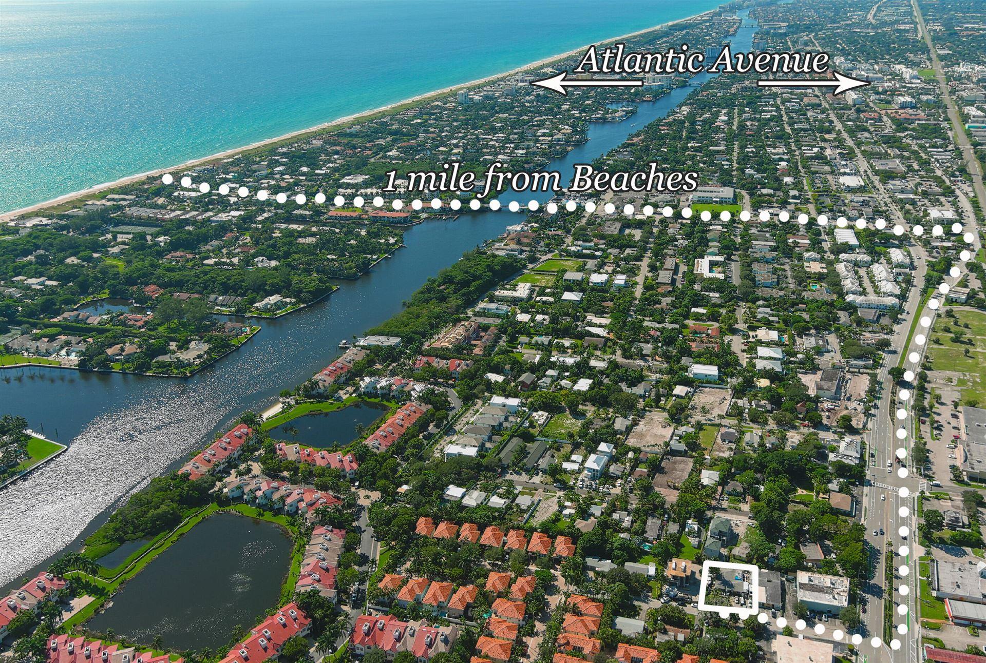 6 Eastview Avenue, Delray Beach, FL 33483 - MLS#: RX-10749184