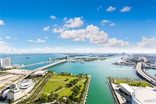 Photo of 888 Biscayne Boulevard #5009, Miami, FL 33132 (MLS # RX-10694185)