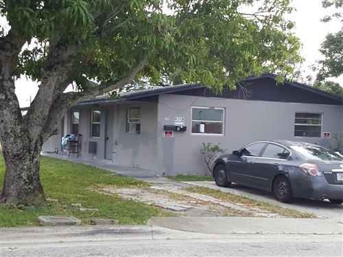 Photo of 1233 Ac Evans Street #1, Riviera Beach, FL 33404 (MLS # RX-10754185)