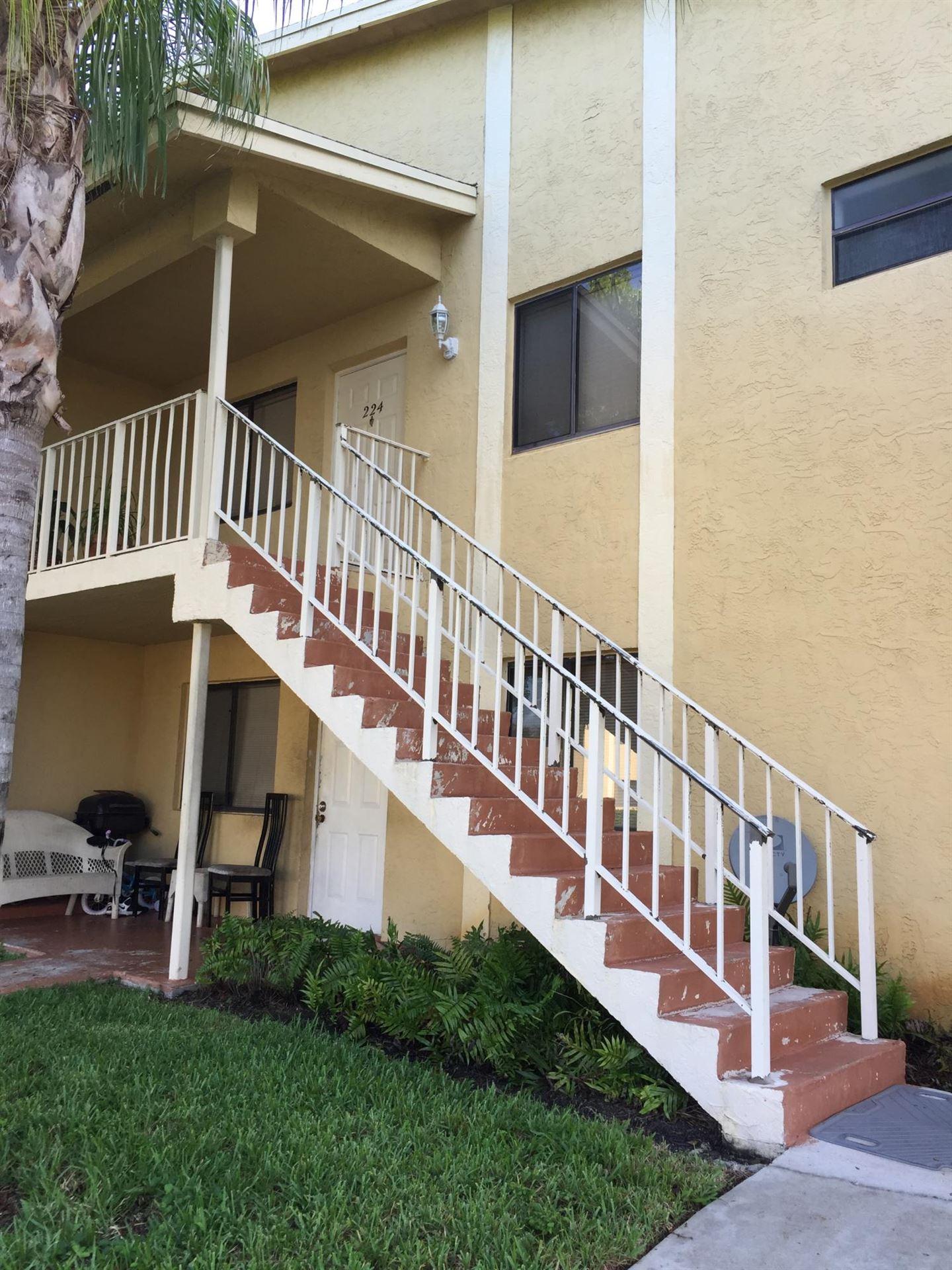 6033 10th Avenue N #224, Greenacres, FL 33463 - MLS#: RX-10712185